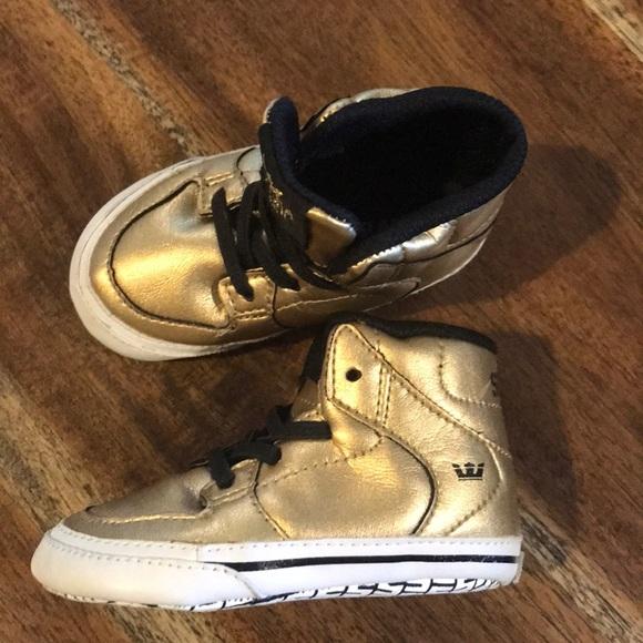Supra Shoes | Baby | Poshmark